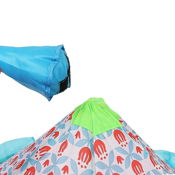 OEM 120110cm Princess Castle Pop Up Play Tent Kids Girl Play House Indoor Outdoor à prix pas cher