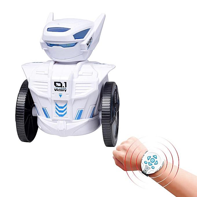 Autre 2.4G Remote Control regarder Robot de télédétection - Chant et danse avec lumières LED Jouets éducatifs pour enfants à prix pas cher