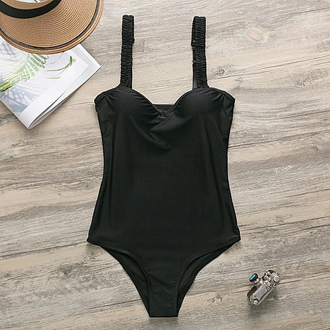 Autre blanc bikini push up swimwear bathing suit femmes bathers swimsuit one piece swimming suit summer new(1108-1) à prix pas cher