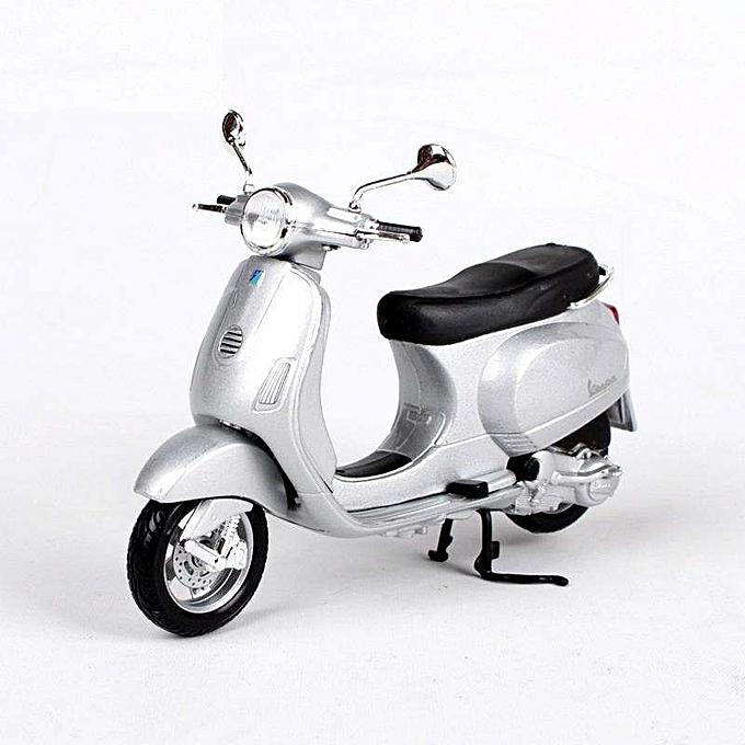 OEM nouveauMaisto 1 18 Vespa LX 125 2005 Die-casts model bike Collection with  box à prix pas cher