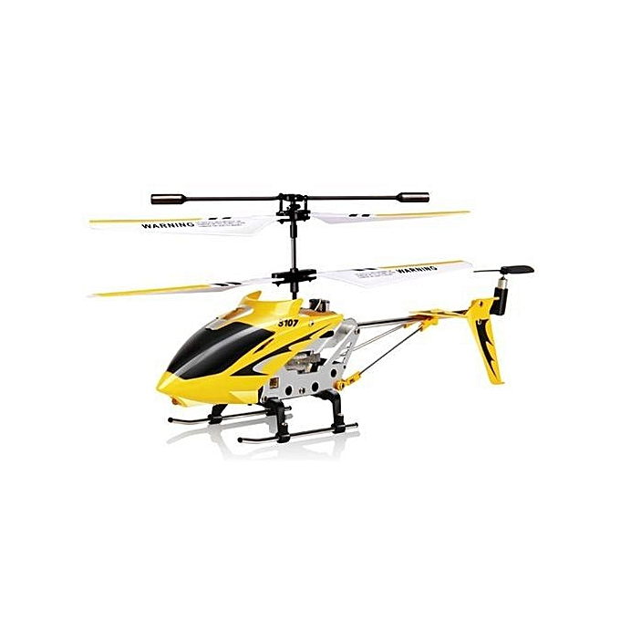 Generic SYMA S107G S107 3.5 CH GYRO Mini Remote Control RC Helicopter-Intl à prix pas cher