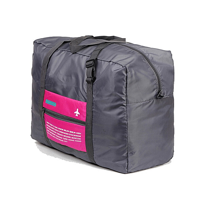 Other 2019 JULY'S SONG nouveau mode Polyester imperméable Foldable High capacité portable For femmes M(rose rouge) à prix pas cher