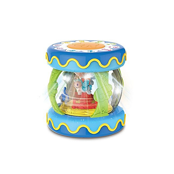 Generic Early Learning Toys Merry-Go-Round   Toys Music & lumière Toy à prix pas cher