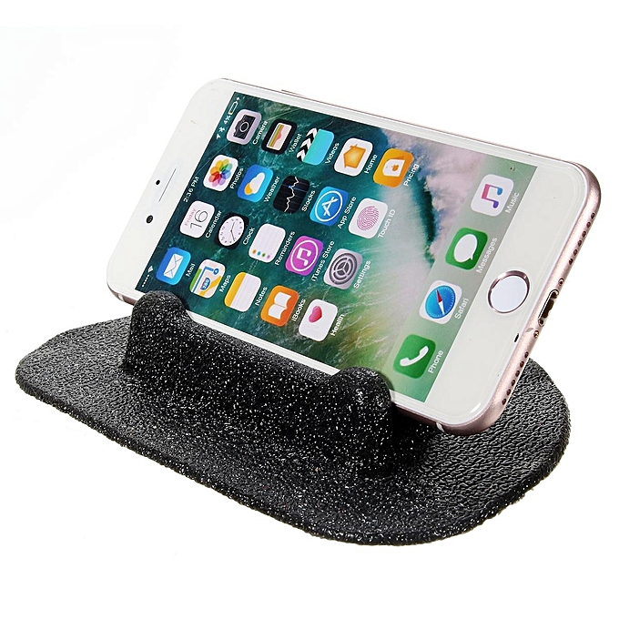 UNIVERSAL 2 x Car Anti Slip Pad Mount Cradle Holder Stand for Mobile Smart Cell Phone GPS 360° à prix pas cher