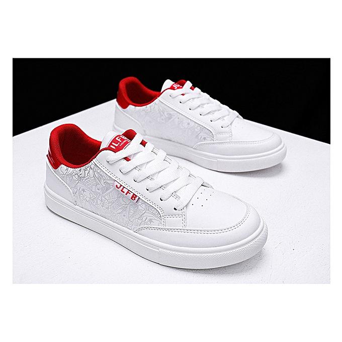 Fashion Student canvas chaussures trend low to help small blanc chaussures casual chaussures hommes chaussures extra large Taille hommes chaussures à prix pas cher    Jumia Maroc