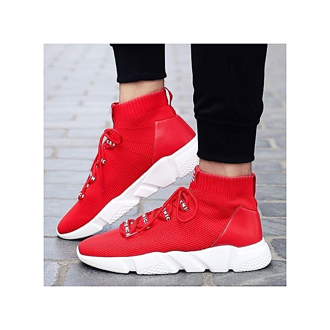 Fashion Men's New Style Breathable baskets Men Light Sport Outdoor chaussures Running chaussures à prix pas cher