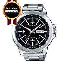 7fc126507 Montre CASIO Collection CLASSIQUE - MTP-X100D-1EVDF - pour HOMME