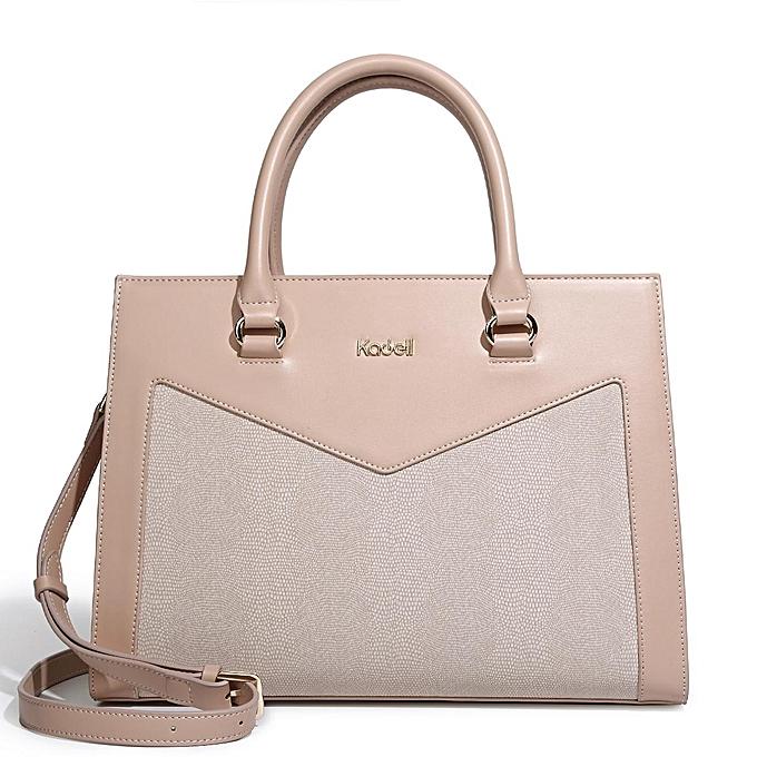 UNIVERSAL Kadell new geometric mosaic pattern ladies handbag à prix pas cher