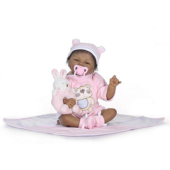 Autre UR NPK Simulation Baby 40cm Doux Silicone Poupée Mignon Réaliste Nouveau-né Poupée Jouet à prix pas cher