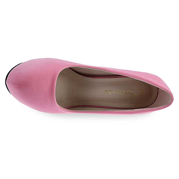 Fashion Stylish Floral Decoration Thin High Heel Shoes-PINK à à Shoes-PINK prix pas cher  | Jumia Maroc eee1fb