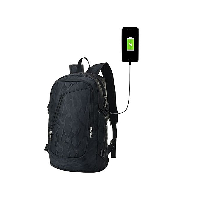 Generic Tectores mode Accessories Can Charge The Trend Of Camouflage sac Leisure Simple Wild Tide Package BK à prix pas cher