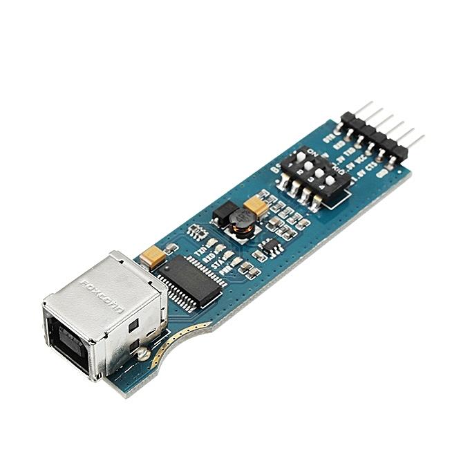 UNIVERSAL BS101P FT232RL Module USB Serial Port UART 1.8v 2.5v 3.3v 5v 4in1 à prix pas cher