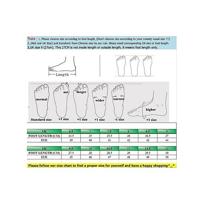 HT   HT 's Plus Size Slip-On Leather Shoes-Black à prix pas cher  | Jumia Maroc e519e6