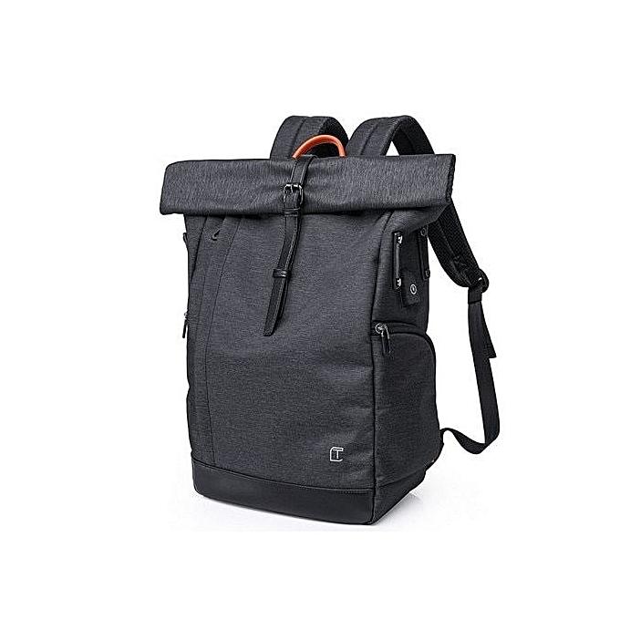 Generic Nice Hommes's Water Proof Oxford sac à doss grand capacité voyage sacs à prix pas cher
