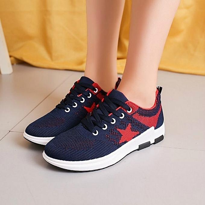 Autre Stylish Fashion Stars Breathable WoHommes 's    Running Shoes à prix pas cher  | Jumia Maroc 6cb39e
