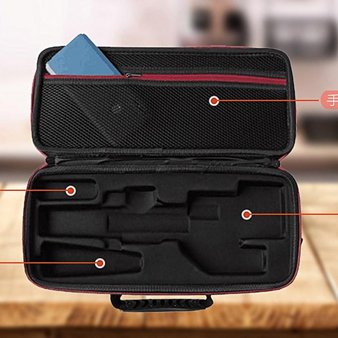 Generic Anti-shock Stabilizer Gimbal Carry Bag for zhiyun Smooth 4 PU Shoulder à prix pas cher