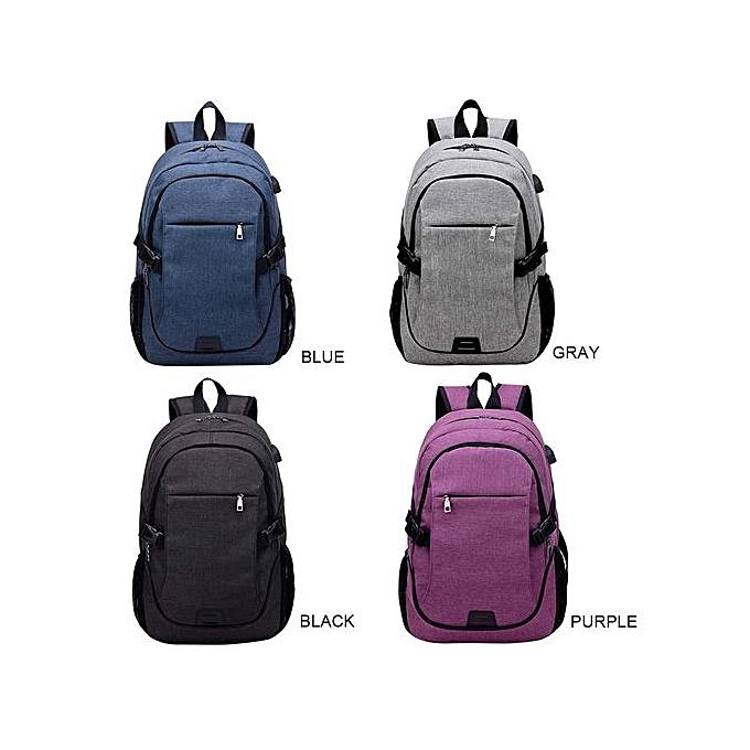 Fashion Hiamok Fashion Trend Men Shoulder Bag Leisure Business Travel Computer Backpack à prix pas cher