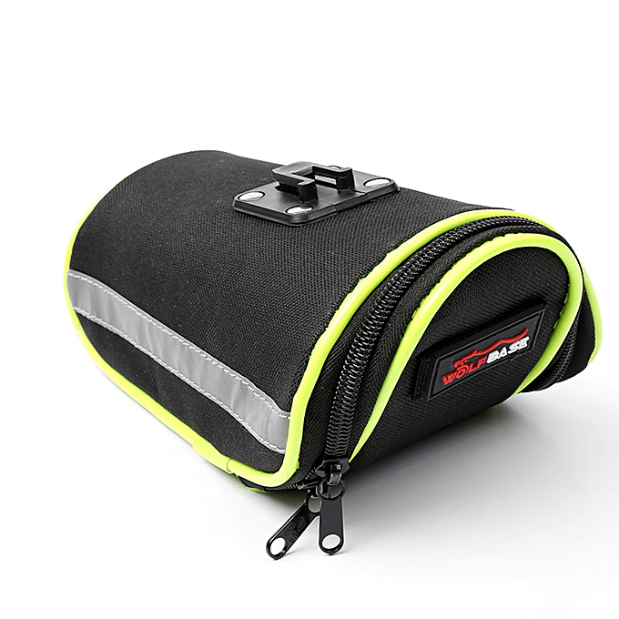 Other Bicycle Tail Bag Cushion Kit Saddle Bag Waterproof Bag Bike Seat Bags Pouch Riding Equipment Road Bikes City Cars Outdoor Mountain à prix pas cher