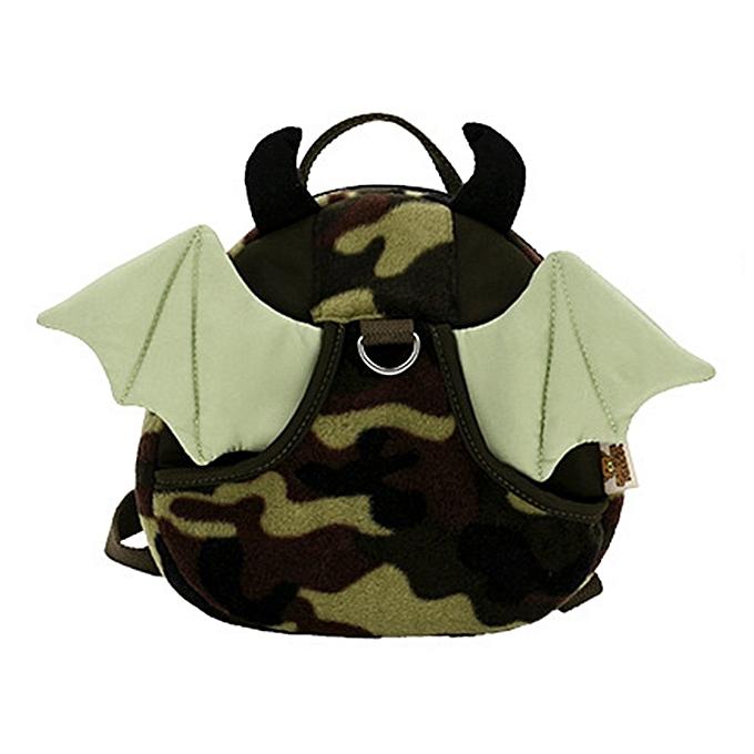 Generic Cute voituretoon Animal Design Enfants sac à dos Anti-lost sac en marchant Safety sac à dos à prix pas cher