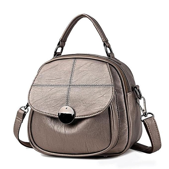 UNIVERSAL 2017 new wave Korean version of the shoulder bag female dual-use handbag wild personality backpack fashion shoulder bag à prix pas cher
