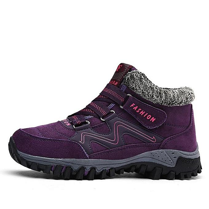 Fashion Fashion Large Size WoHommes  Winter Boots Non Slip Slip Non Hook Loop Casual Ankle Boots à prix pas cher  | Jumia Maroc 3ef90f