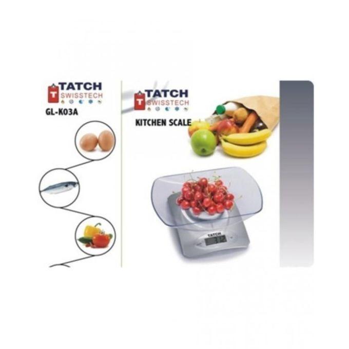 Tatch balance de cuisine lectronique acheter en ligne for Acheter cuisine en ligne