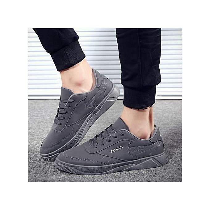 Fashion Xiuxingzi_Men's Autumn Casual Travel chaussures Running Lace-up Sport chaussures à prix pas cher