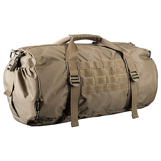 Other Sector Seven Hommes's mode Décontracté Packable Briefcase de plein air voyage Shoulder sacs Rounded Commute Handsac(Tan) à prix pas cher