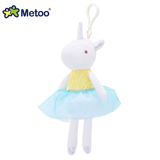 Autre Mini Metoo Doll Plush Toys For Girls   petit pendentif Cute Unicorn Soft voituretoon Stuffed Animal For Enfant Christmas Birthday Gift(1463-5) à prix pas cher