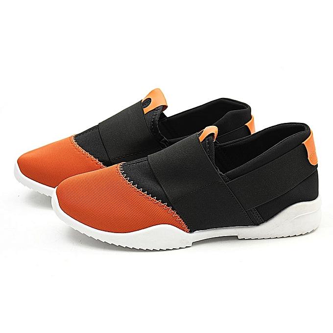 Fashion New Men's England Canvas Casual baskets Sport Breathable Running chaussures Trainers bleu-EU à prix pas cher    Jumia Maroc
