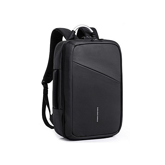 Generic Hommes's sac à dos Anti-theft Laptop sac grand capacité voyage sac à doss à prix pas cher