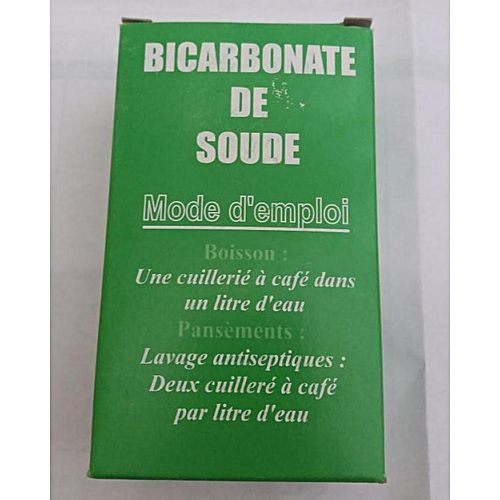 bicarbonate de sodium soude en poudre 250g. Black Bedroom Furniture Sets. Home Design Ideas