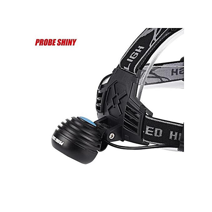 Generic XM-L T6 LED Rechargeable 18650 Headlamp Headlight Head Torch USB à prix pas cher
