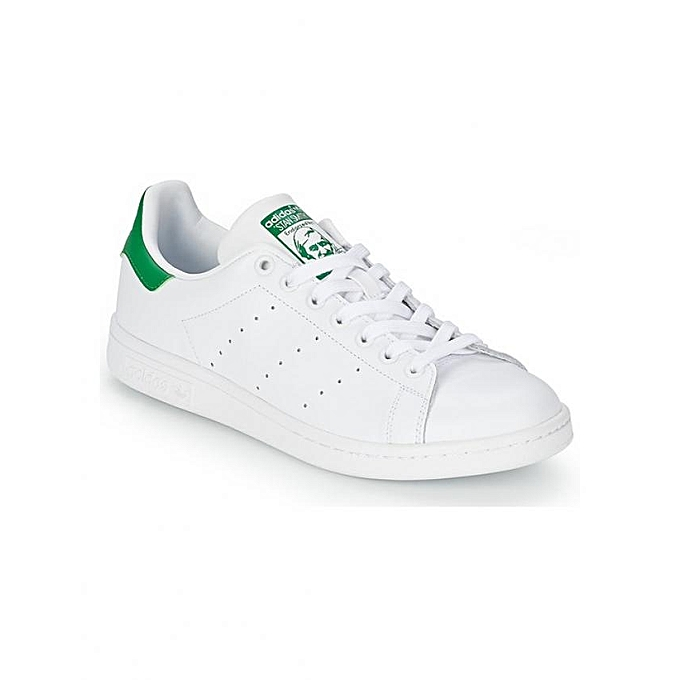 finest selection ec0ce 92b74 STAN SMITH Blanc   Vert