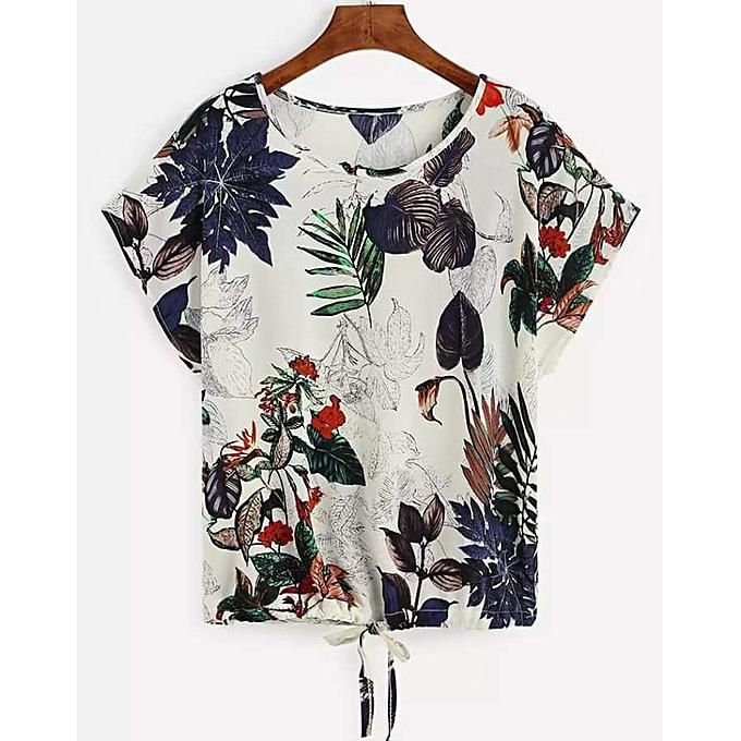 Other T-shirt - Femme - MultiCouleur à prix pas cher