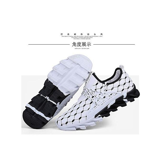 Fashion Basket de Ville pour Hommes Blanche - Blanche Hommes à prix pas cher  | Jumia Maroc 22b817