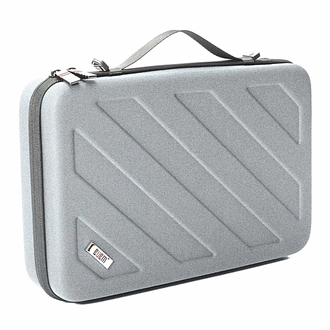 Fashion Camera Accessory Prougeective Case Storage Carry Bag Box Pouch For GoPro Hero 4 3 gris à prix pas cher