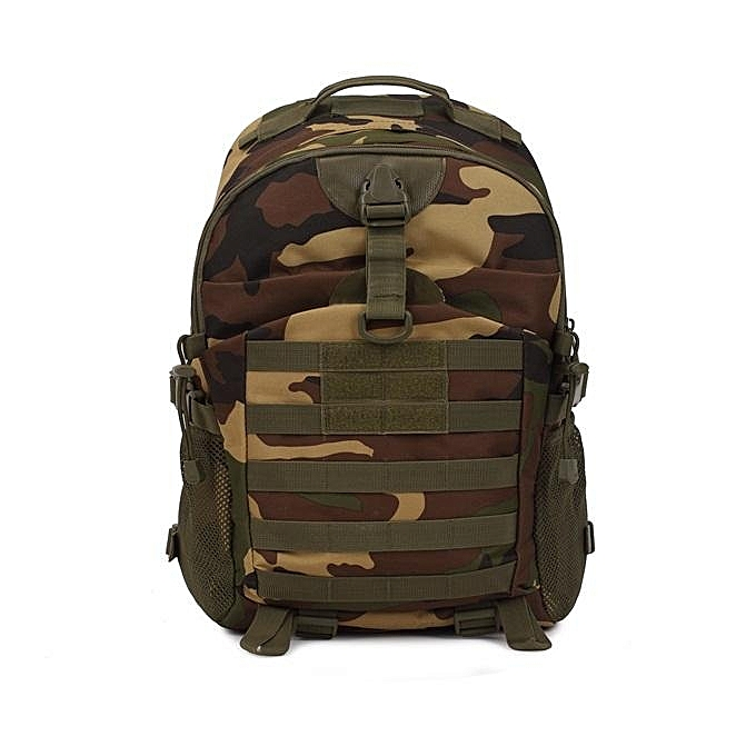 Fashion FAITH PRO 35L Men's Tactical Camping Hiking Backpack Camouflage Waterproof Mountaineering Bags  camouflage à prix pas cher