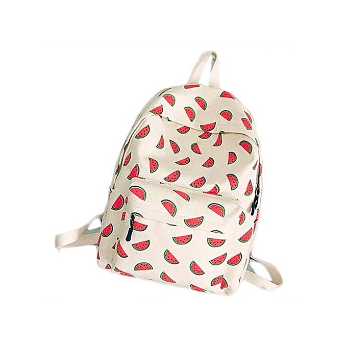 Fashion New Fashion Pineapple Rucksack Backpack School Bag Travel Backpack à prix pas cher