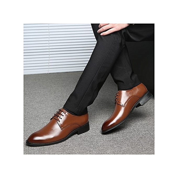 Fashion Fashion Fashion  's Business Casual Leather Shoes à prix pas cher    Jumia Maroc 317650