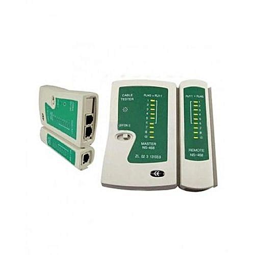 Testeur cables reseau rj45 et rj11 achat p riph riques for Accessoire chambre bebe