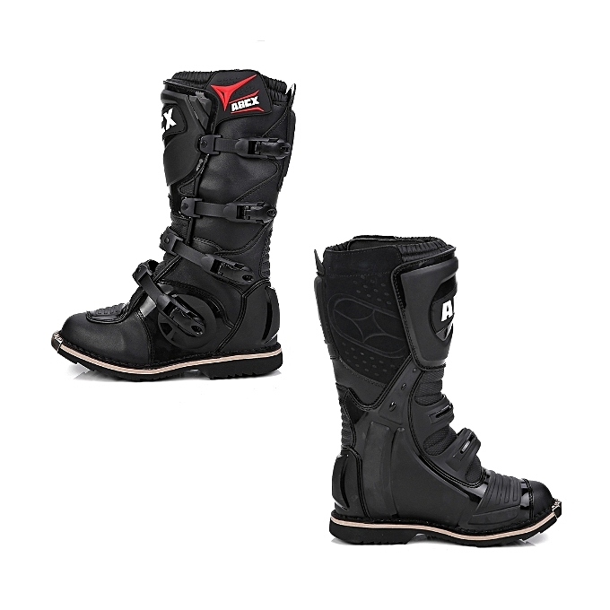 Fashion Motorcycle Boots Professional Motocross Racing Shoes Shoes Racing   Waterproof Arcx à prix pas cher  | Jumia Maroc 6d6d10