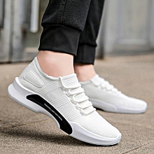 b467a36a35938 Sneakers Men Running Shoes Sneakers Fashion Air Mesh Athletic Shoes
