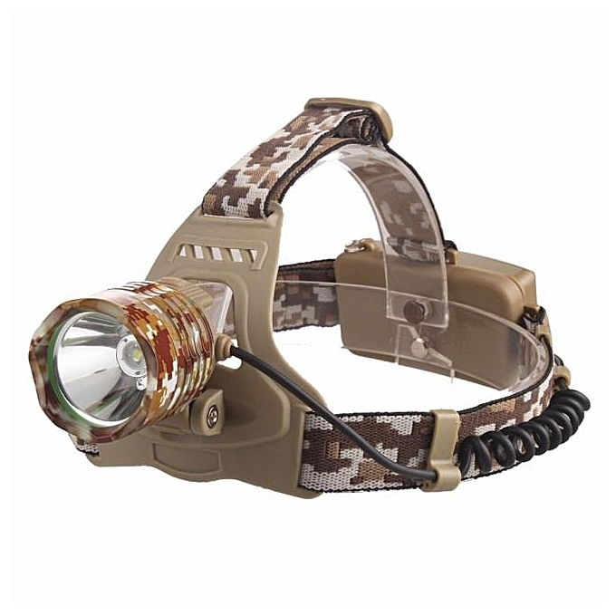GENERAL quanxinhshang 3000LM XML XM-L T6 LED 18650 Headlamp Headlight Lamp Light HOT à prix pas cher