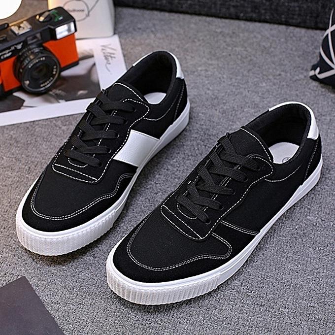 Autre Casual Breathable  's Canvas Trainers Shoes à prix | pas cher  | prix Jumia Maroc 5cd8ea