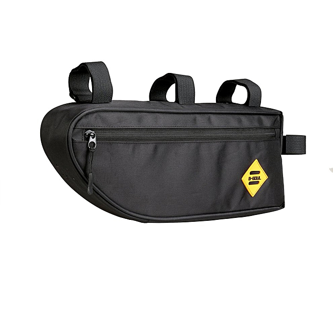 Generic Rainproof Bike Bicycle Bag Large Capacity MTB  Road Triangle Pouch Accessories à prix pas cher