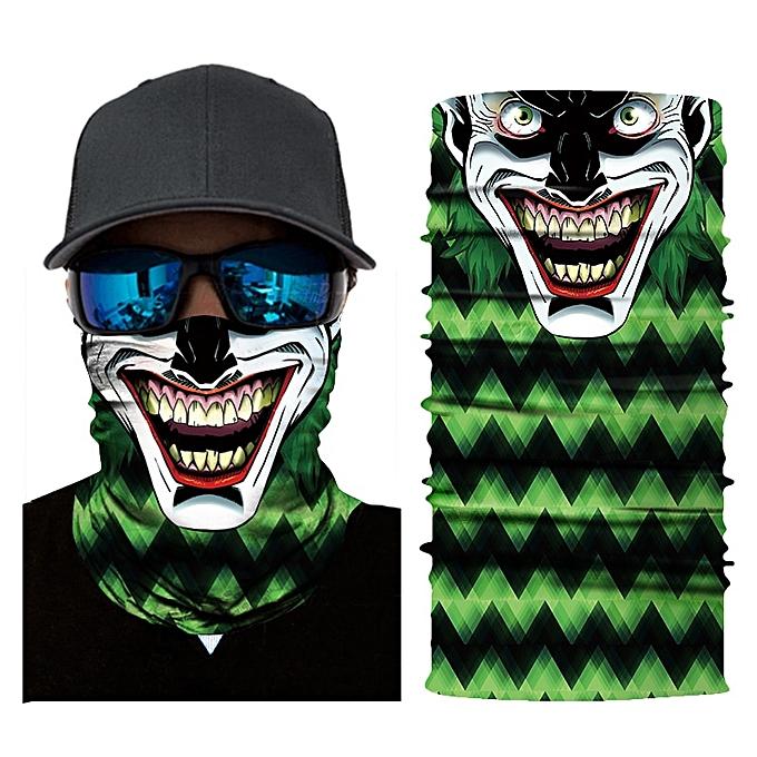 Autre Skull Motorcycle Mask Biker Face Shield Balaclava Mascara Moto Halloween Kominiarka Cagoule Visage Ghost Face Mask Motorcycle( 386) à prix pas cher