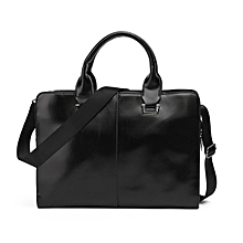 Fashion Men  039 s Business Bag Briefcase Messenger Shoulder Bags Tote ... 3c743f3496783
