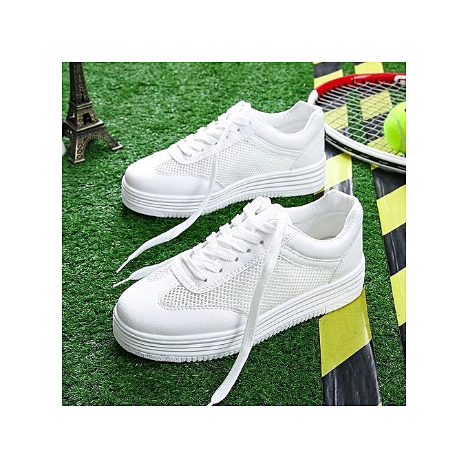 Générique Refined Autumn Winter New New New Style Of White Shoes With Warm White Shoes-13 à prix pas cher  | Jumia Maroc 76c893