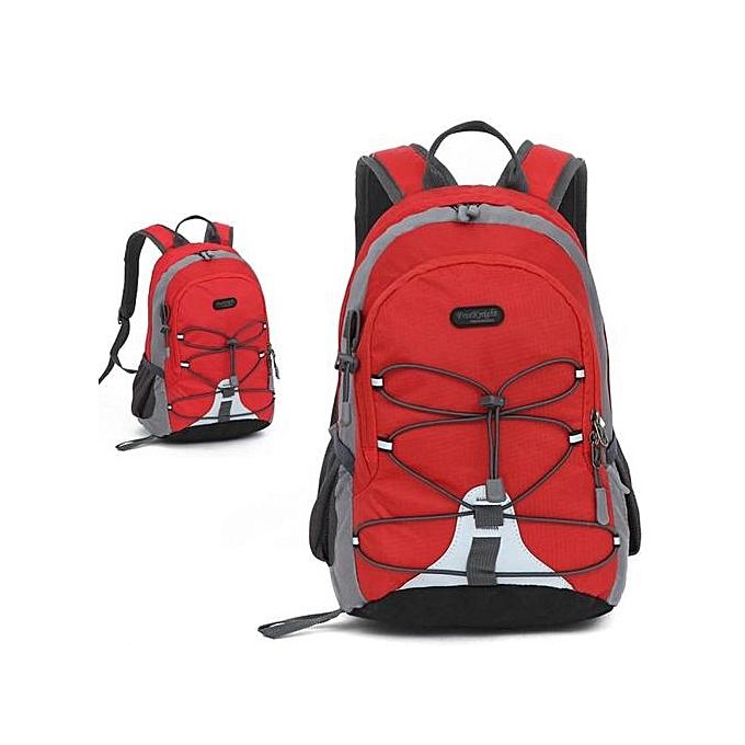 Generic Outdoor Mini Shoulder Bag Backpack Ultralight Hiking Cycling Backpack E à prix pas cher